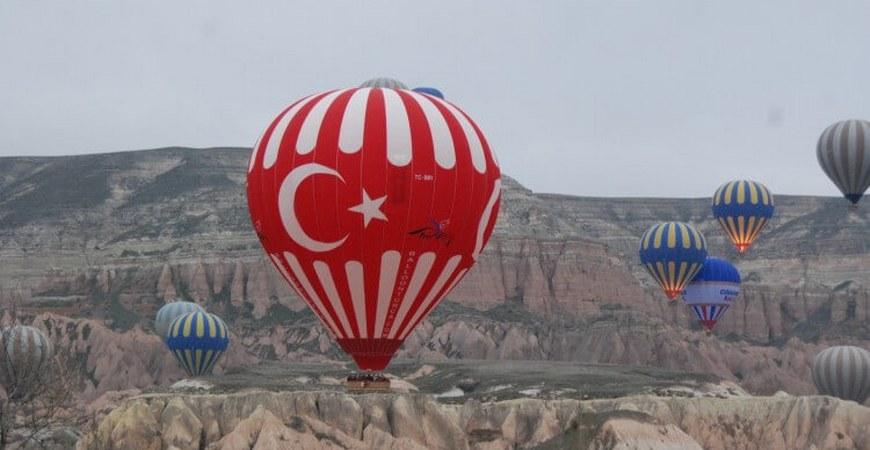 Cappadocia Turca Balloons