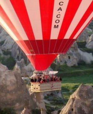 Cappadocia Turca Balloons Exclusive Balloon Rides