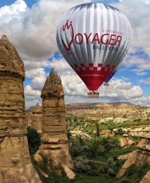 Cappadocia Voyager Balloons Exclusive Balloon Flight