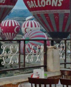 Anatolian Balloons Deluxe Flight