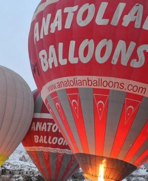 Cappadocia Anatolian Balloons