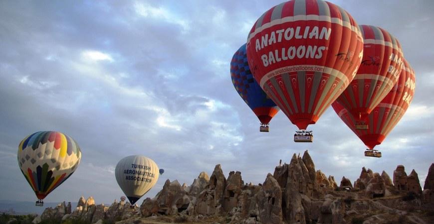 Anatolian Balloons Comfort Flight