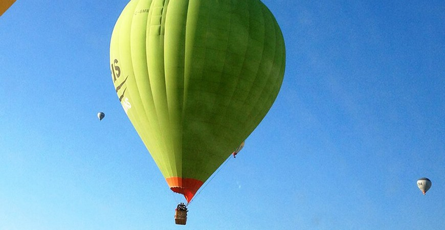 Assiana Balloons Private Flight