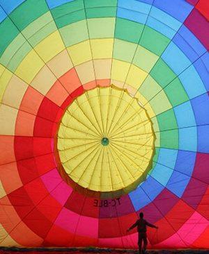 Assiana Balloons Private Flight