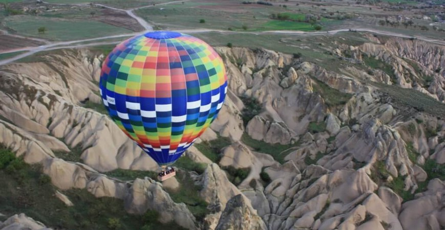 Cappadocia Atlas Balon Hot Air Balloon Flights