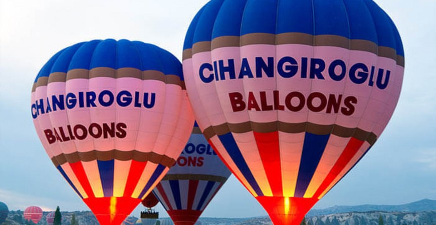 Cihangiroglu Balloons 30-minute Flight