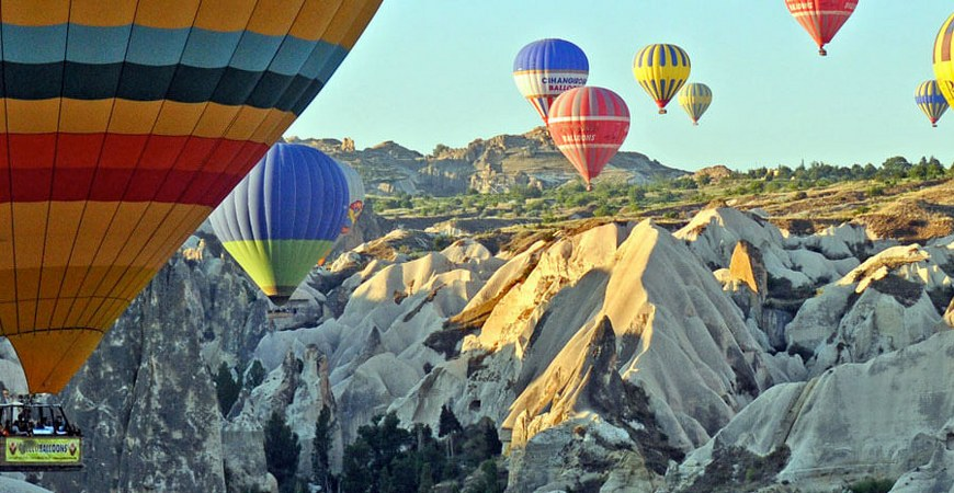Goreme Balloons Private Balloon Tour