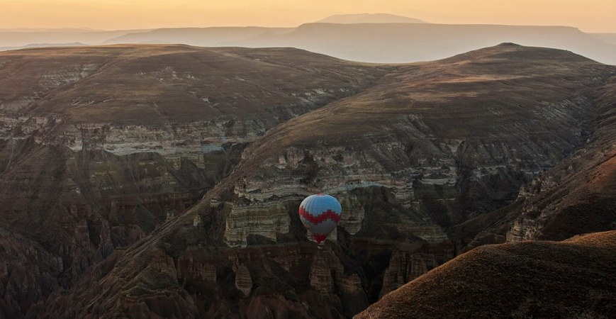 Istanbul Balloons Deluxe Balloon Rides