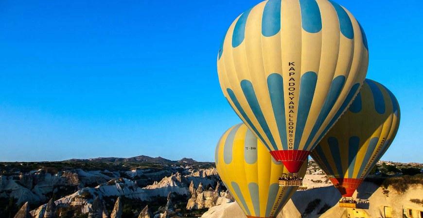 Kapadokya Balloons Deluxe Balloon Tours