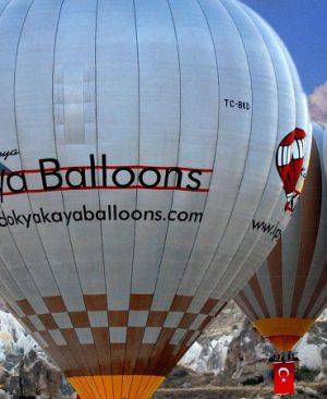 Cappadocia Kaya Balloons Private Balloon Flight