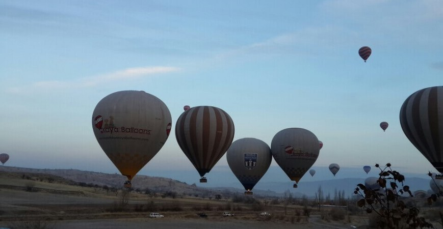 Cappadocia Kaya Balloons Private Balloon Flight