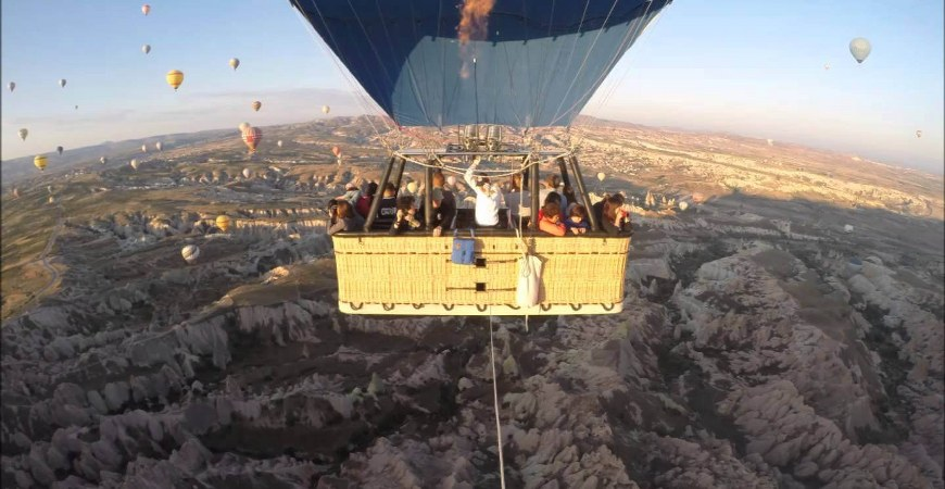 Cappadocia Maccan Balloons Private Vip Balloon Flight