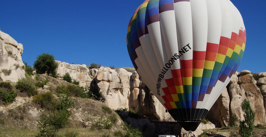 Cappadocia Rainbow Balloons Private Balloon Flight