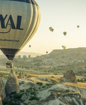 Cappadocia Royal Balloons Royal Queen Flight