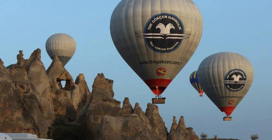 Cappadocia Saray Balloons Private Balloon Tours