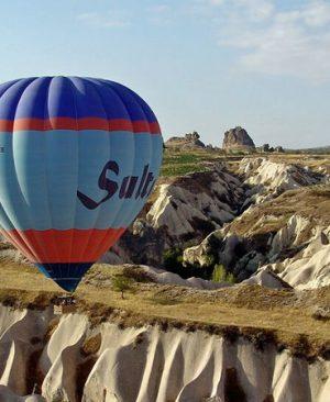 Cappadocia Sultan Balloons Birthday Balloon Flight