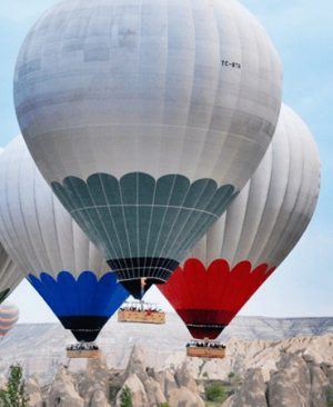 Discovery Balloons Deluxe Balloon Flight
