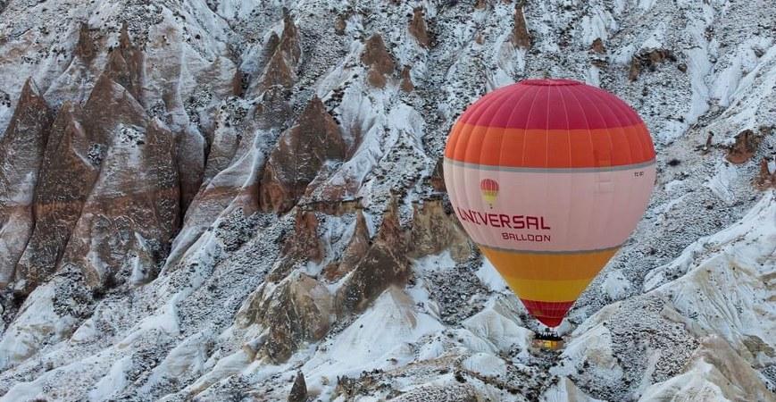 Cappadocia Universal Balloons Private Balloon Flight