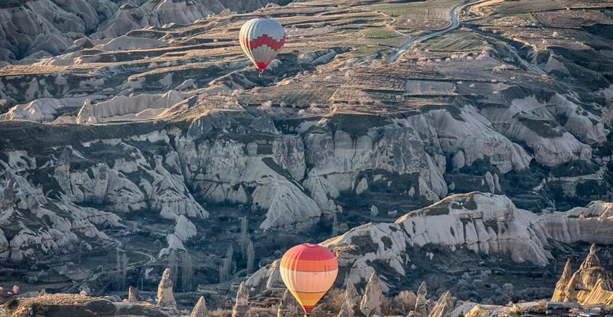 Cappadocia Hot Air Balloon Flight