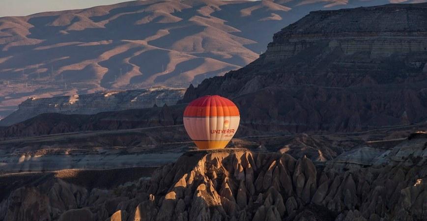 Cappadocia Comfort Hot Air Balloon Flight