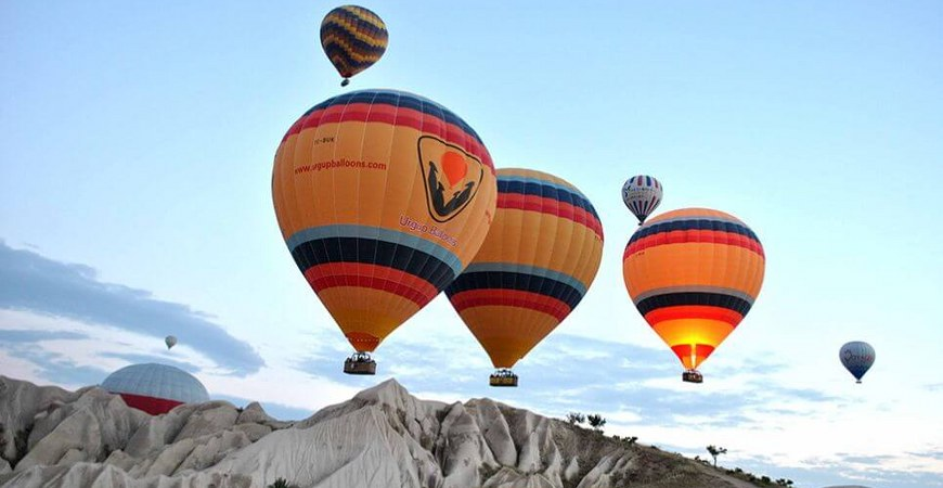 Cappadocia Urgup Balloons Comfort Balloon Flight - All ...