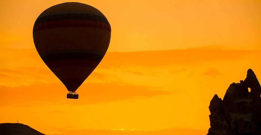 Cappadocia Urgup Balloons Deluxe Balloon Flight