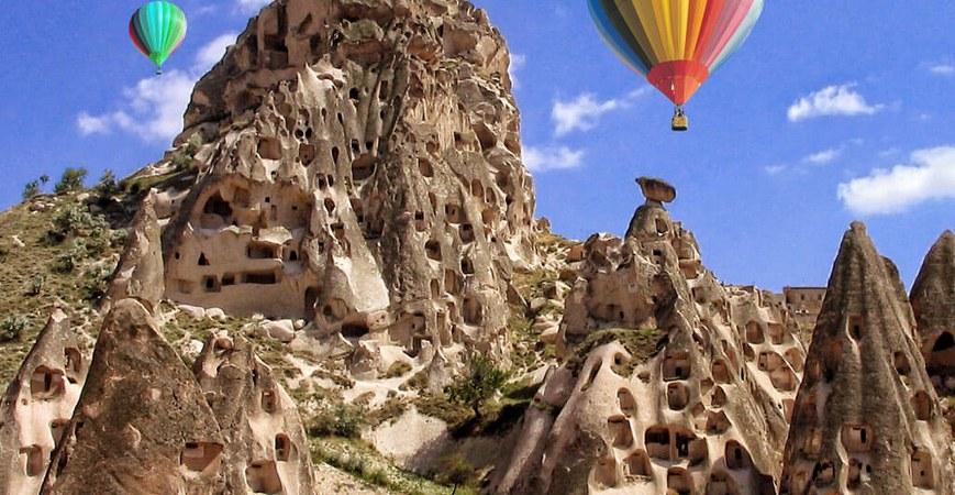 Cappadocia Tour From Ephesus Selcuk & Kusadasi