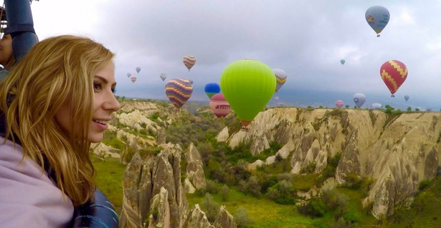 Cappadocia Comfort Hot Air Balloon Flight