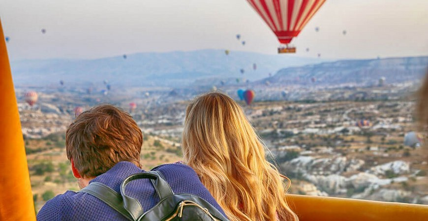 Cappadocia Private Hot Air Balloon Ride