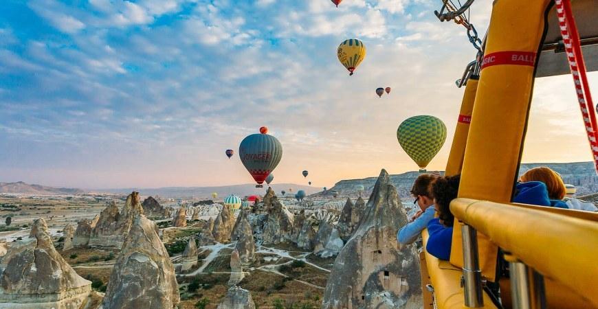 Cappadocia Deluxe Balloon Flight - All Cappadocia Balloon Tours